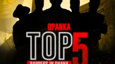 Top 5 Rappers In Ghana by Opanka