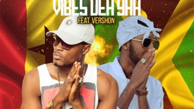 Photo of Audio: Vibes Deh Yah by Sean Taylor feat. Vershon