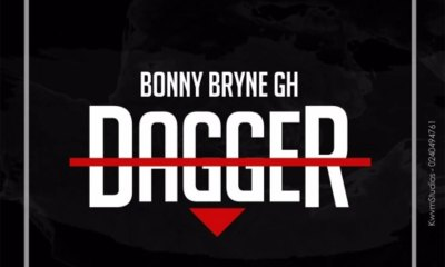 Dagger by Bonny Bryne