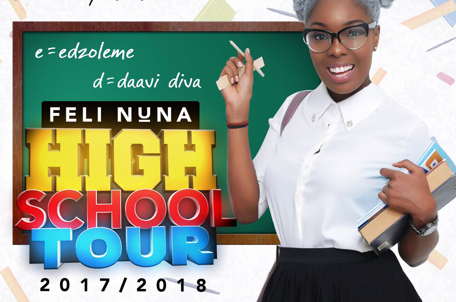 Feli Nuna, Tour, High School