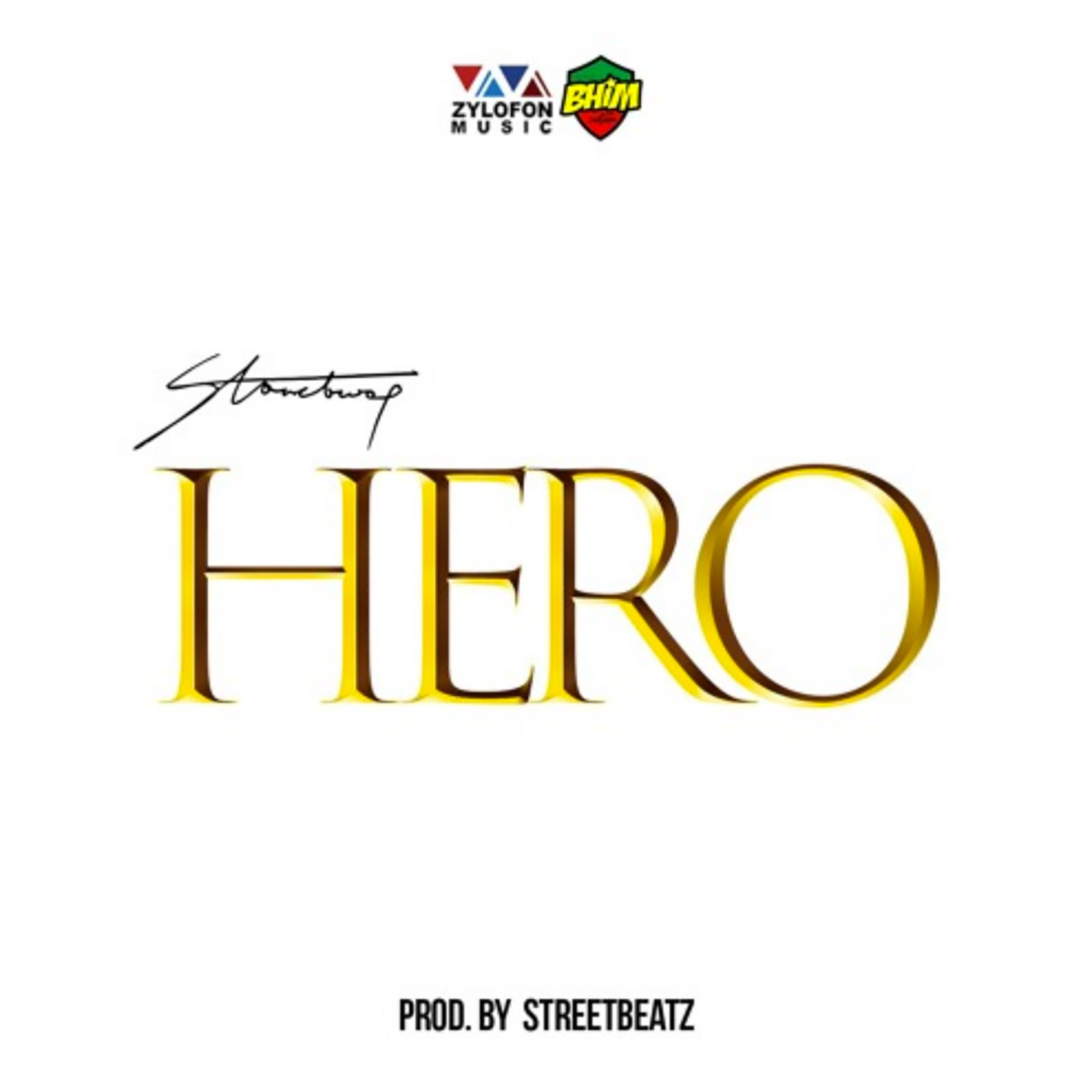 Hero by Stonebwoy
