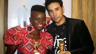Wiyaala & Ahmed Soultan