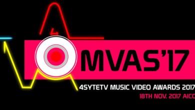 ghana music, #4SYTETVMVAs17, award winners, 4syte music video awards