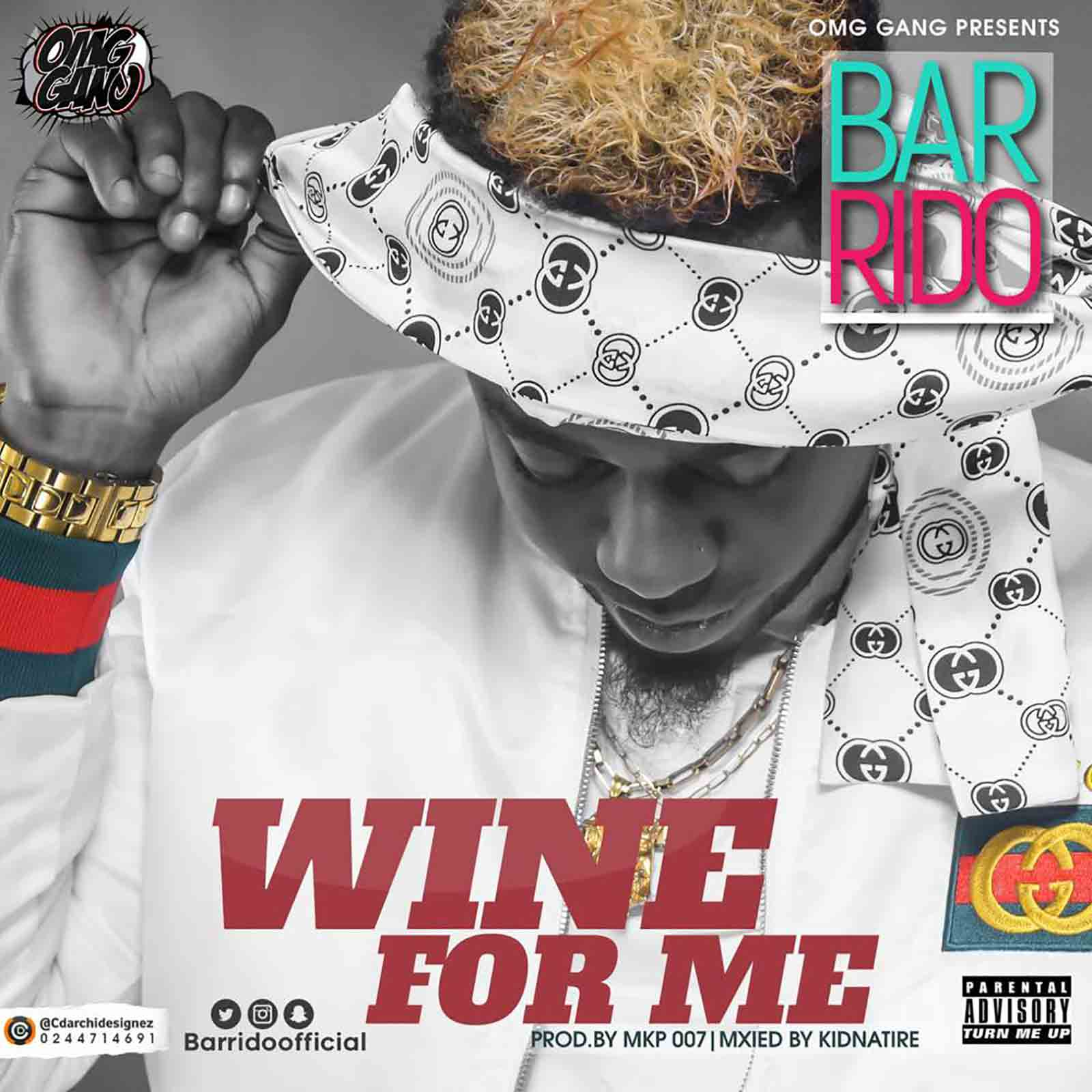 Wine For Me by Barrido