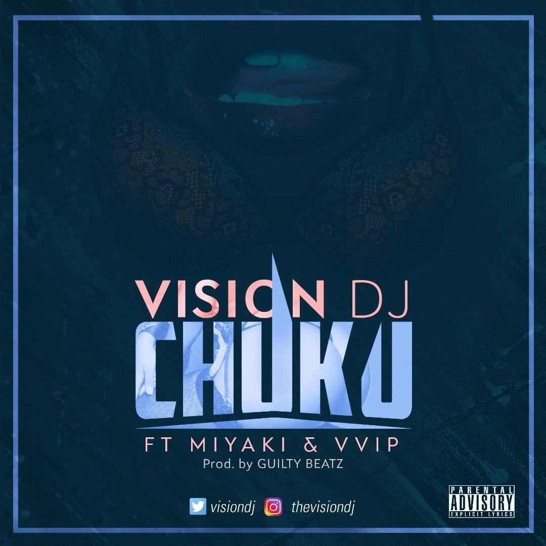 Chuku, Vison DJ, VVIP Miyaki, Ghana Music