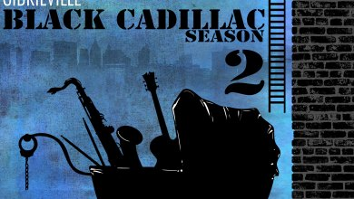 Black Cadillac Season 2 EP