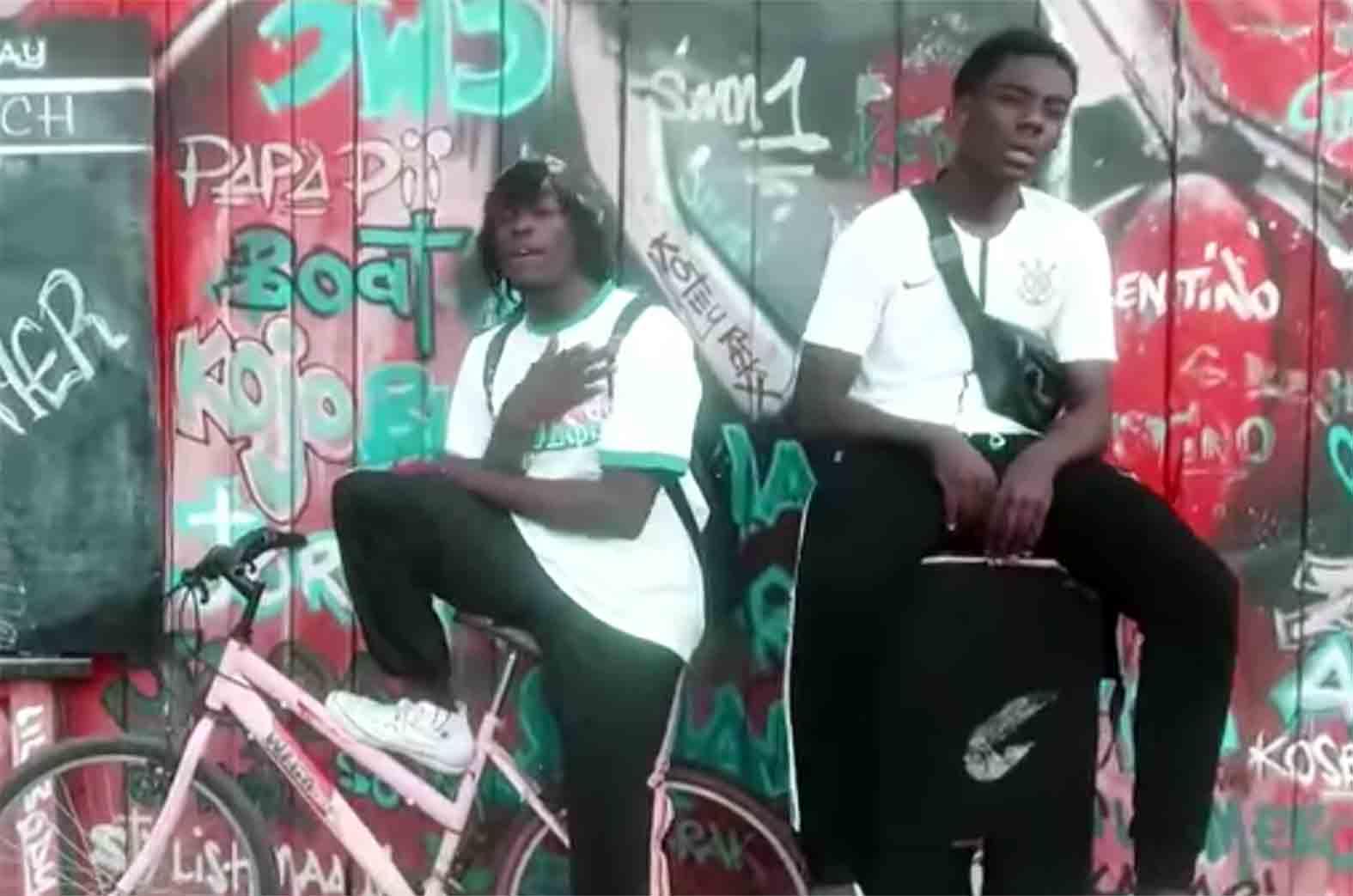 Hustlers Prayer by Kofi Mole & Twitch