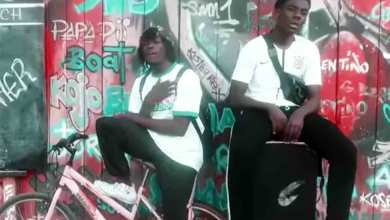 Photo of Video: Hustlers Prayer by Kofi Mole & Twitch