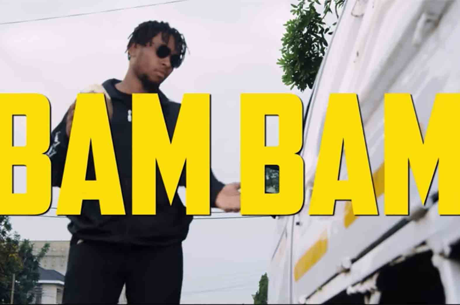Bam Bam by Magnom feat. Spacely