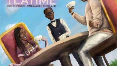 Photo of Audio: Tea Time by MzOrstin feat. CJ Biggerman