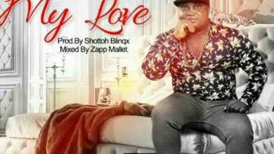 Photo of Audio: My Love by Nana Quame