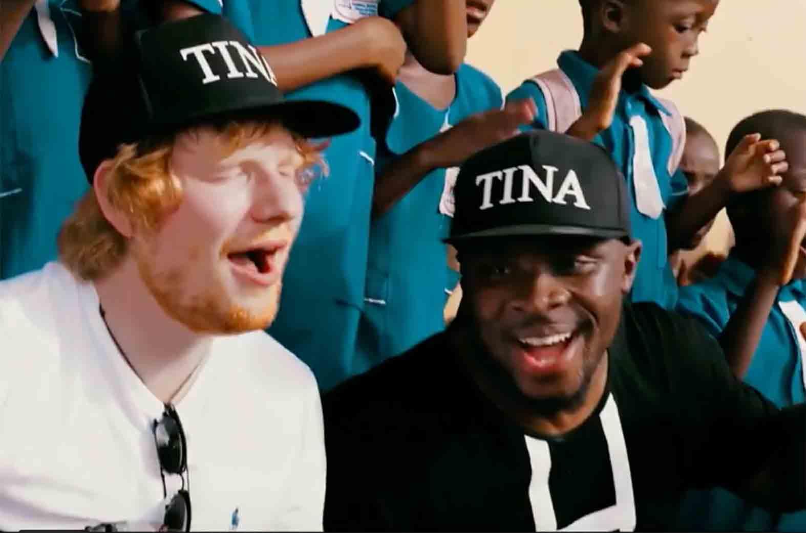 Boa Me by Fuse ODG feat. Ed Sheeran & Mugeez