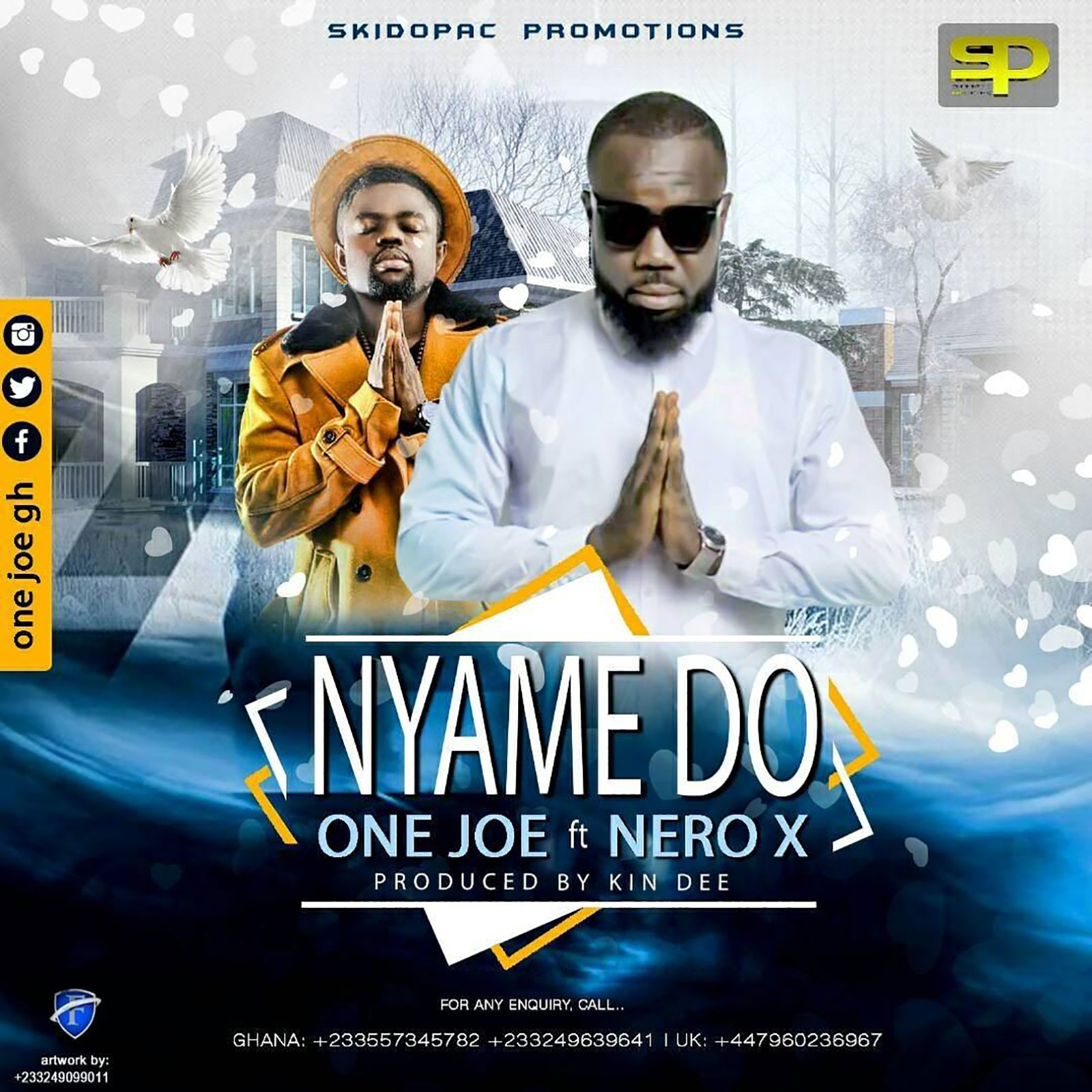 Nyame Do by One Joe feat. Nero X