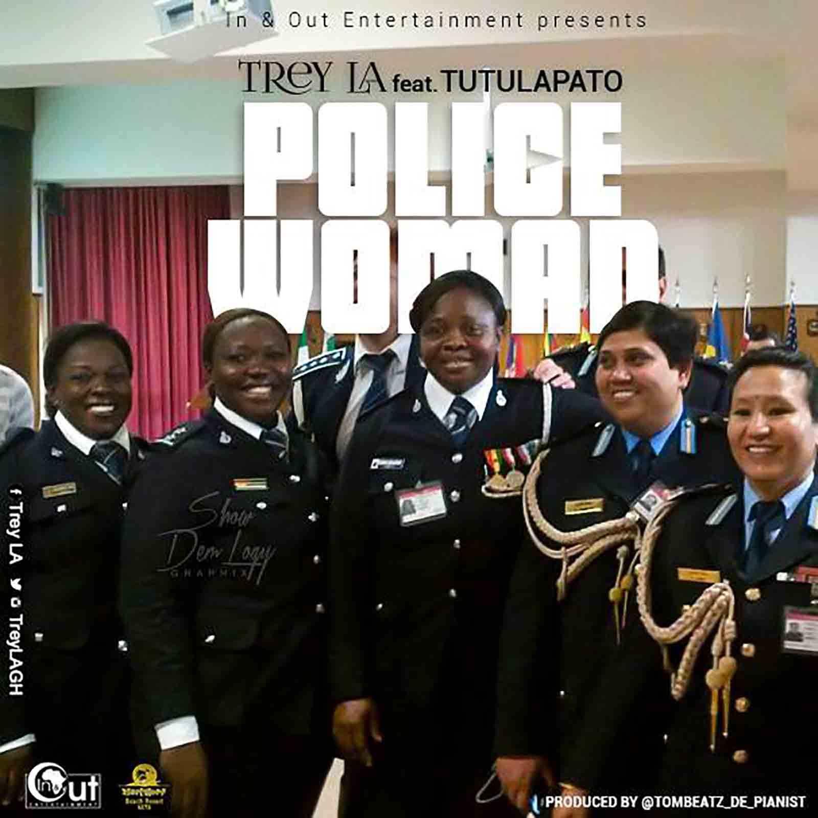 Police Woman by Trey LA feat. Tutulapato