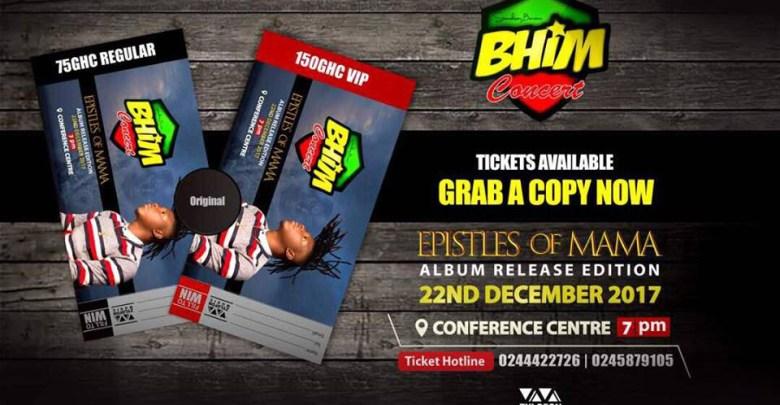 Bhim concert, stonebwoy, ghana music