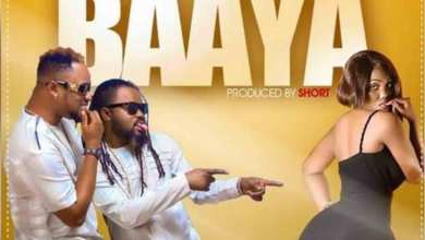 Photo of Audio: Baaya by D-Flex & Naza