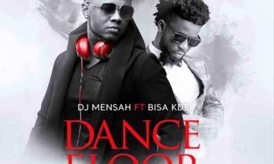 Dance Floor by DJ Mensah feat. Bisa Kdei