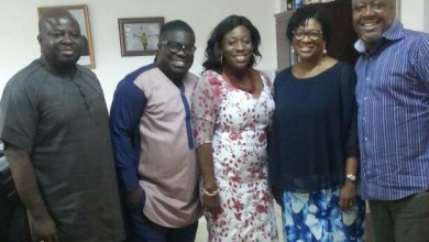 Photo of MUSIGA Presidential Grand Ball board meets Minister