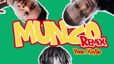 Munzo Remix by AYAT feat. Fareed & Hawaya
