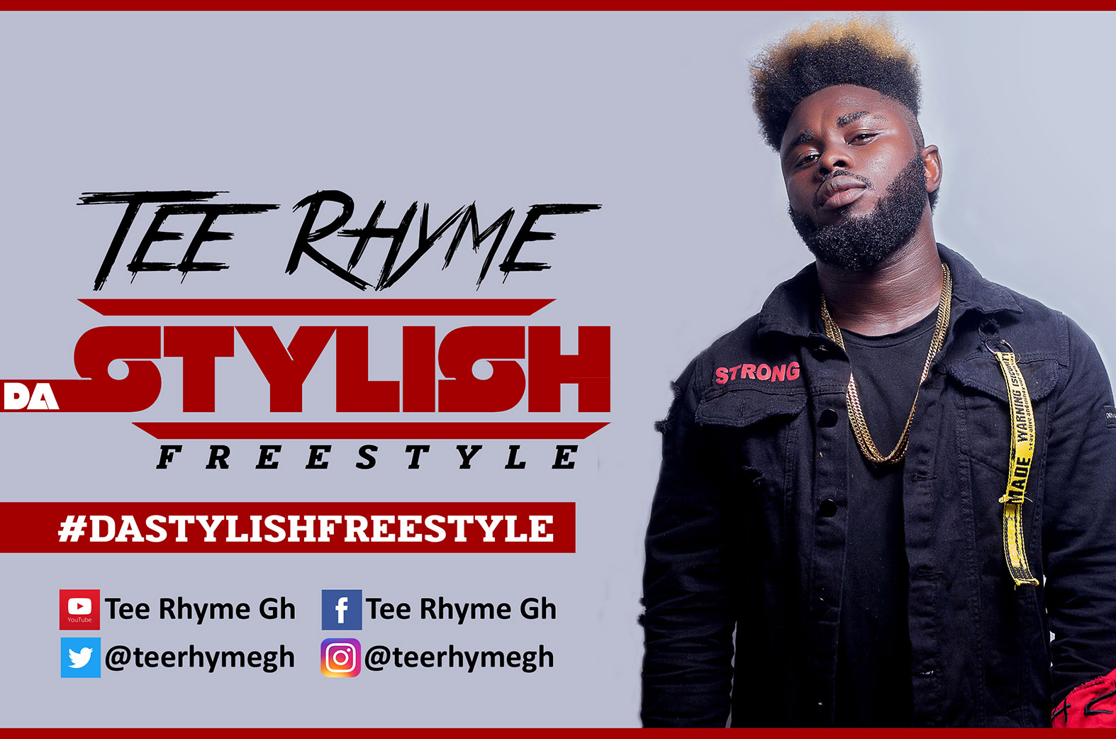 Tee Rhyme to come out with Da Stylish freestyle videos this year