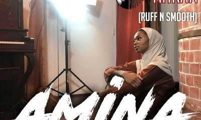 Amina by Akhan (Ruff N Smooth)