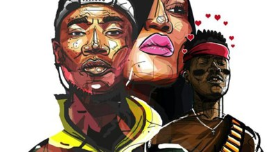 Over by Burn TBA feat Kwesi Arthur