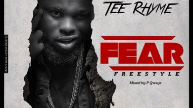 Photo of Audio: Fear by Tee Rhyme