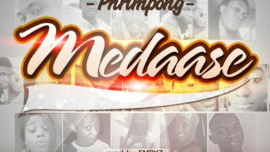 Photo of Audio: Medaase by Phrimpong