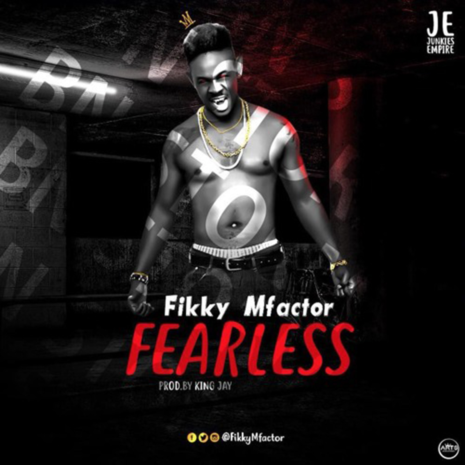 Fearless by Fikky Mfactor