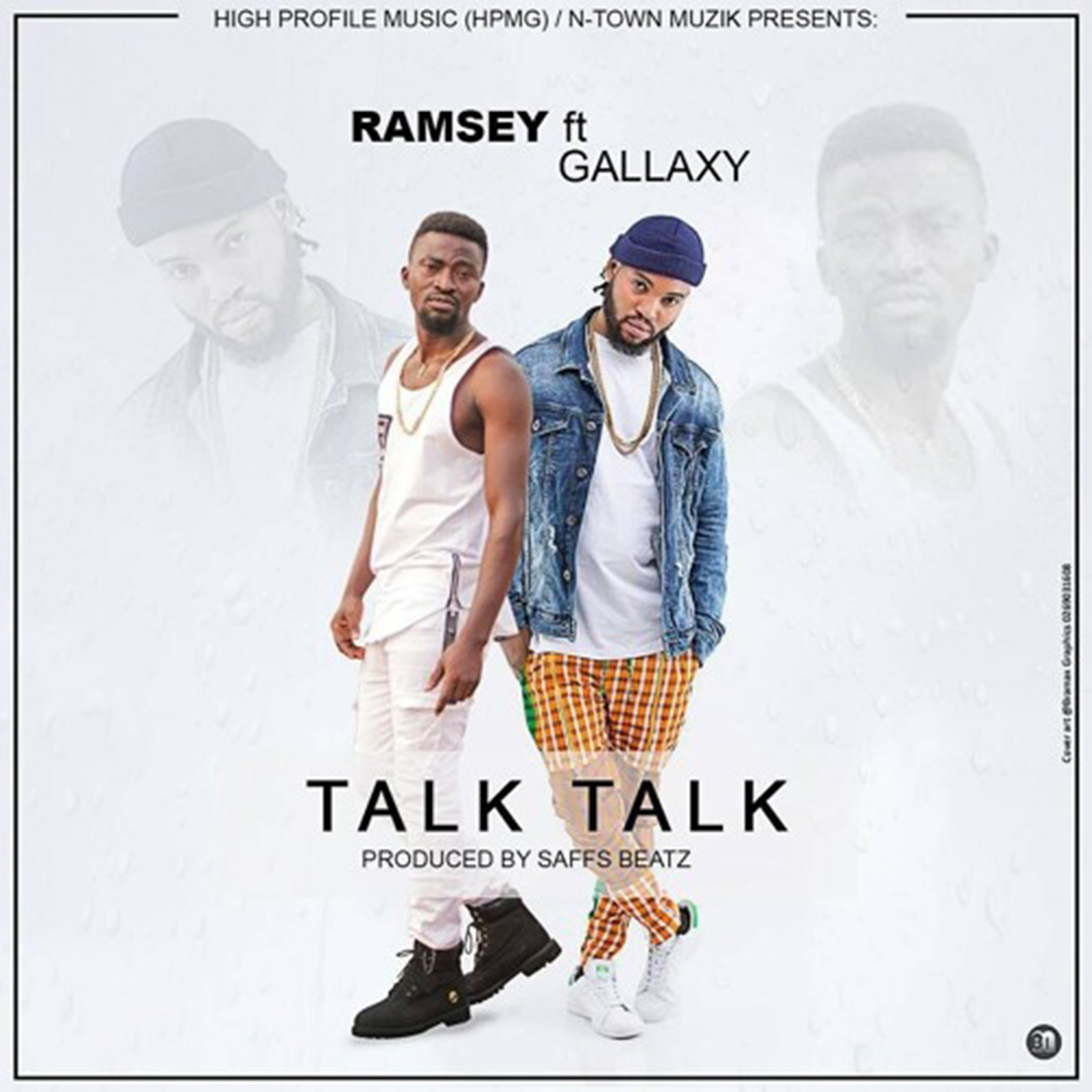 Talk Talk by Ramsey feat. Dav (Gallaxy)