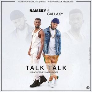 Talk Talk by Ramsey feat. Dav (Gallaxy)