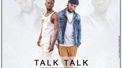 Photo of Audio: Talk Talk by Ramsey feat. Dav (Gallaxy)