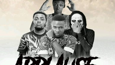 Photo of Audio: Applause by Kwame Baah, N-Zymm, Maaseg & Kweku Darilington