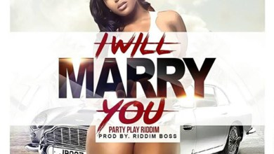 Photo of Audio: I Will Marry You by Strict Stylin