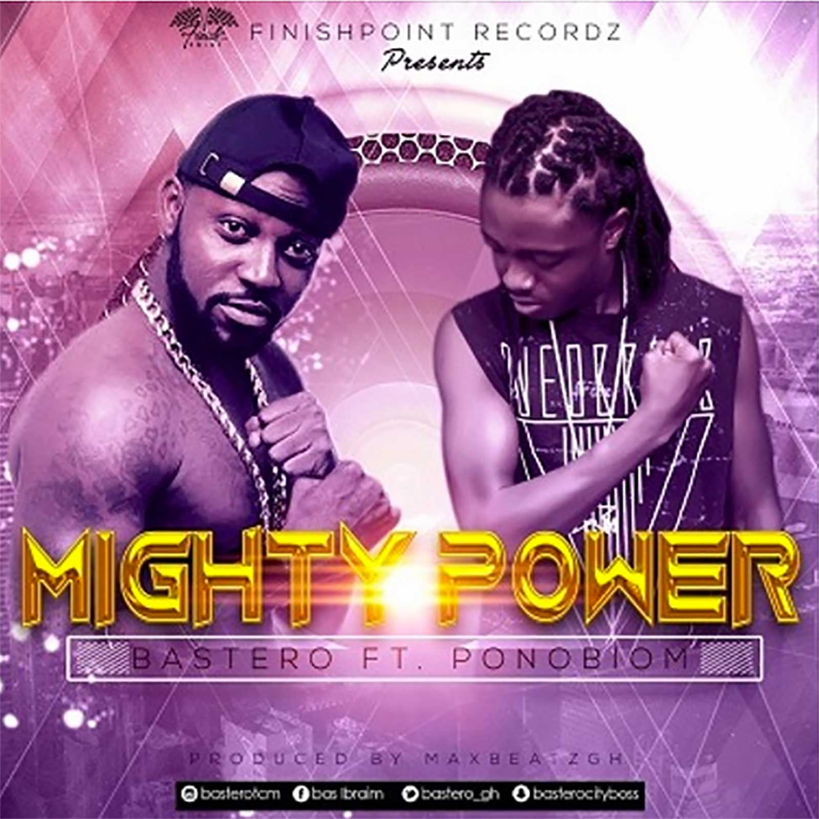 Mighty Power by Bastero feat. Yaa Pono