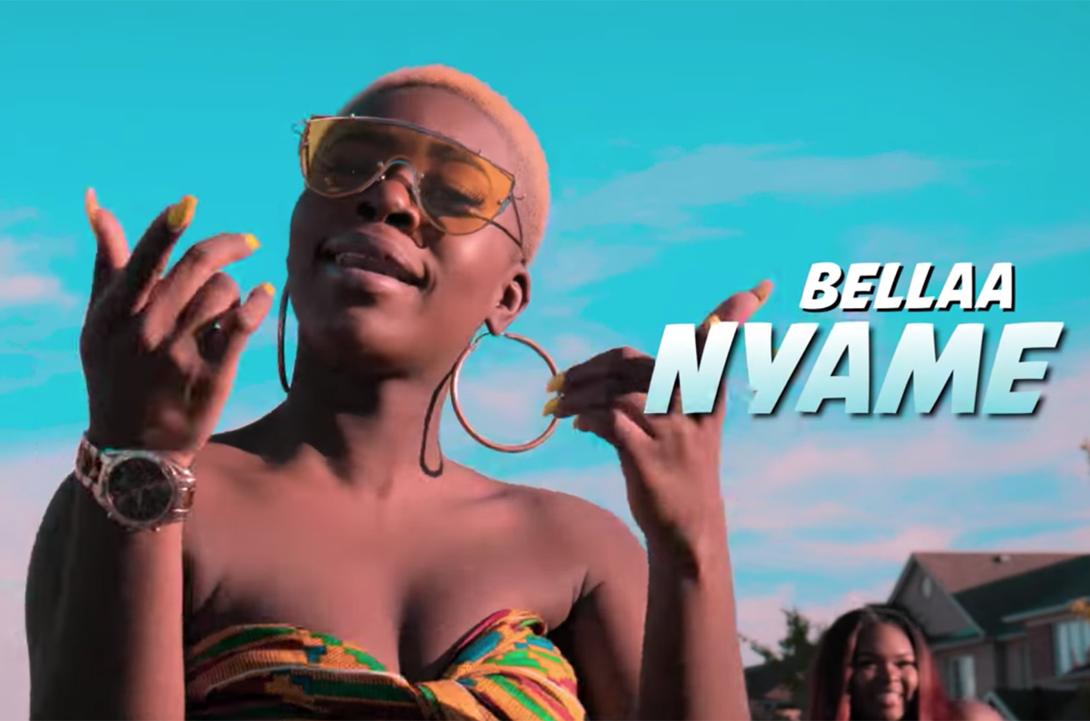 Bella Nyame by Bella Tee