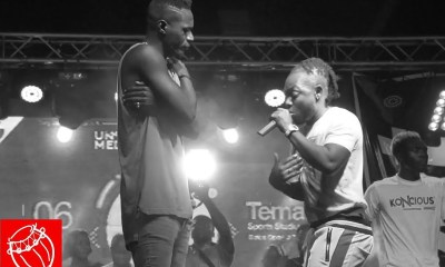 keche, untamed energy concert, ghana music