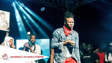Photo of Video: Stonebwoy's performance at the Zylofon Ashaiman to the World Concert