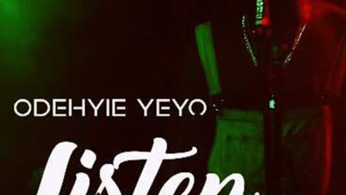 Photo of Audio: Listen by Odehyie Yeyo