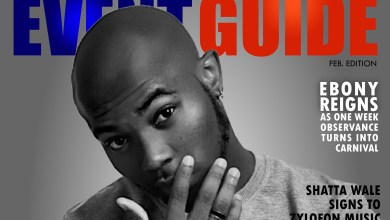 Photo of King Promise covers EVENTGUIDE February Edition