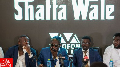 Shatta Wale signs 3years with Zylofon Music record label