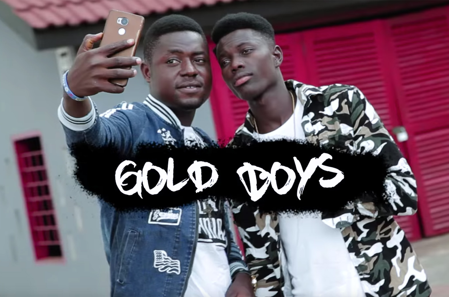Mafe Wo by Gold Boys