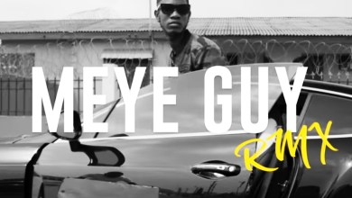 Photo of Video Premiere: Meye Guy Remix by Ypee feat. Medikal & Sarkodie