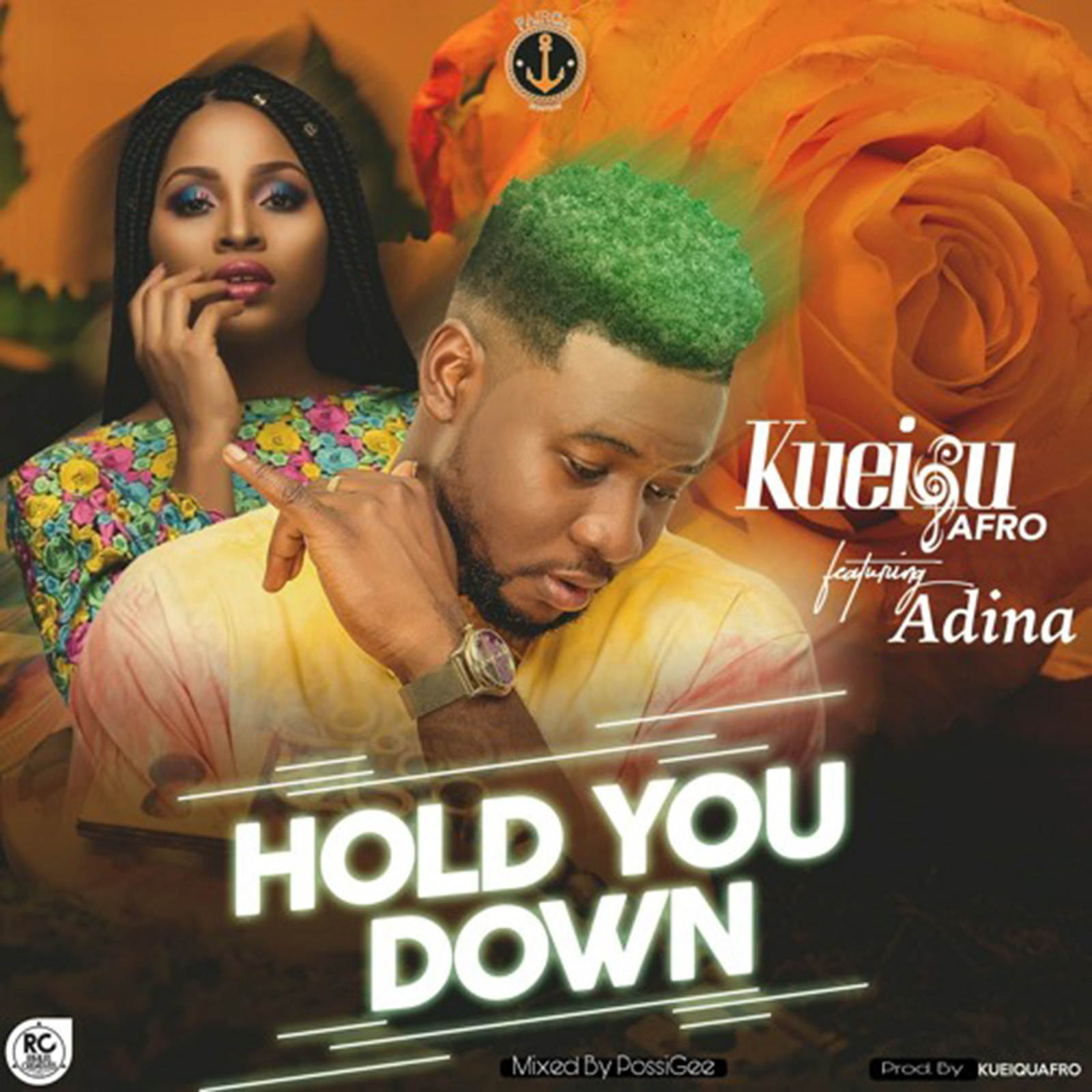 Hold You Down by KueiQu AFro feat. Adina