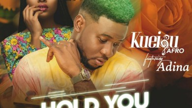 Photo of Audio: Hold You Down by KueiQu AFro feat. Adina