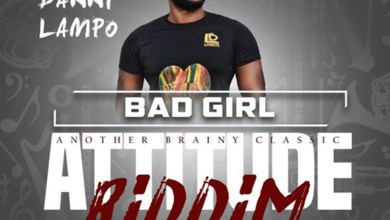 Photo of Audio: Bad Girl (Attitude Riddim) by Danny Lampo