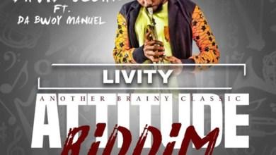 Photo of Audio: Livity (Attitude Riddim) by David Oscar feat. Da Bwoy Manuel