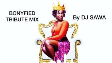 Photo of Audio: Bonyfied Tribute Mix by DJ Sawa
