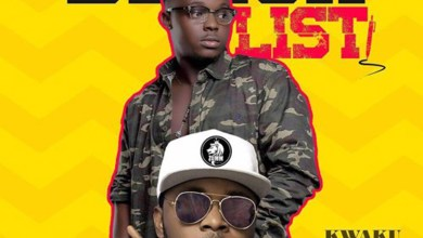Photo of Audio: Blacklist by Kwaku Zyme feat. Zumm