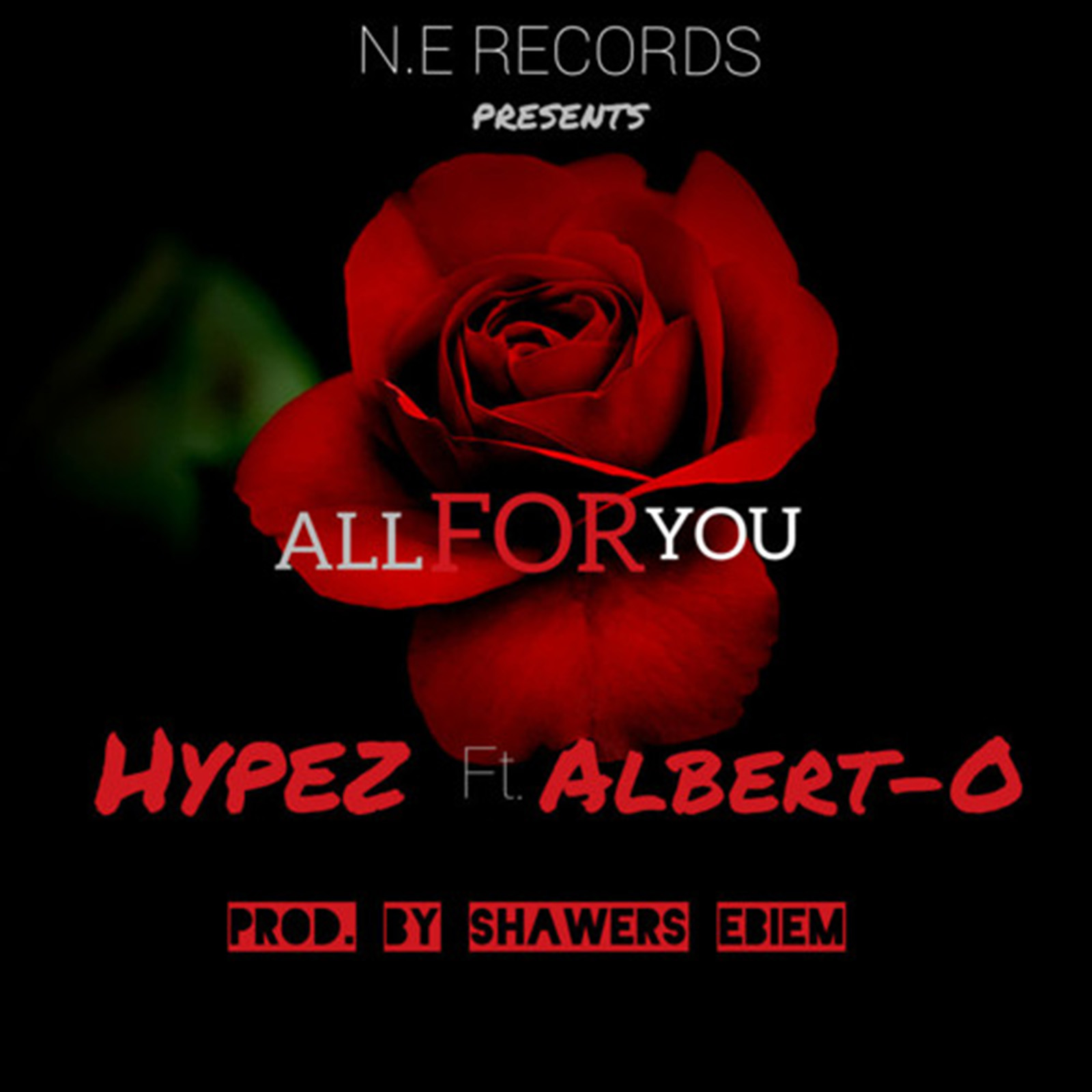 All For You by Hypez feat. Albert-O